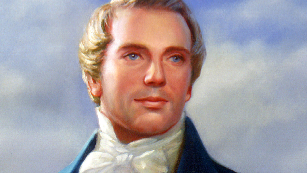 How could Joseph Smith's polyandrous marriages be ... Joseph Smith