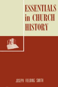 """""""Essentials in Church History."""" Recommended books by LDS Answers"""