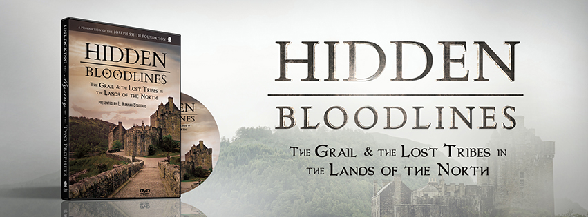 """Watch """"Hidden Bloodlines: The Grail & the Lost Tribes in the Lands of the North"""" today!"""