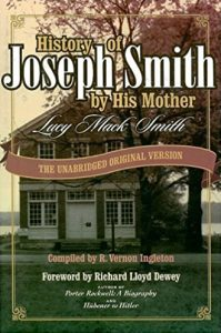 """""""History of Joseph Smith by His Mother."""" Recommended books by LDS Answers"""