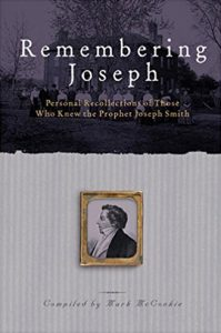 """""""Remembering Joseph."""" Recommended books by LDS Answers"""